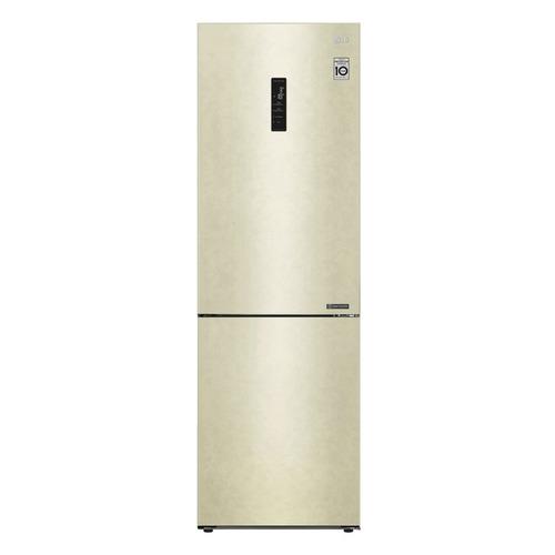 лучшая цена Холодильник LG GA-B459CESL, двухкамерный, бежевый