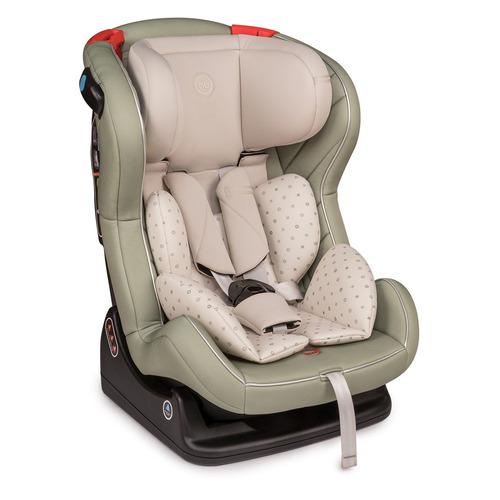 Фото - Автокресло детское HAPPY BABY Passenger V2, 0+/1/2, от 0 до 7 лет, зеленый/бежевый автокресло happy baby passenger v2 graphite черный