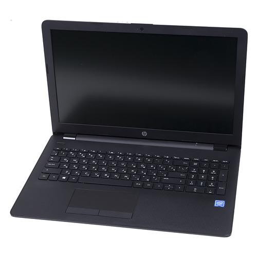 Ноутбук HP 15-ra065ur, 15.6, Intel Celeron N3060 1.6ГГц, 4Гб, 500Гб, Intel HD Graphics 400, Windows 10, 3YB54EA, черный ноутбук hp 15 ra065ur 3yb54ea