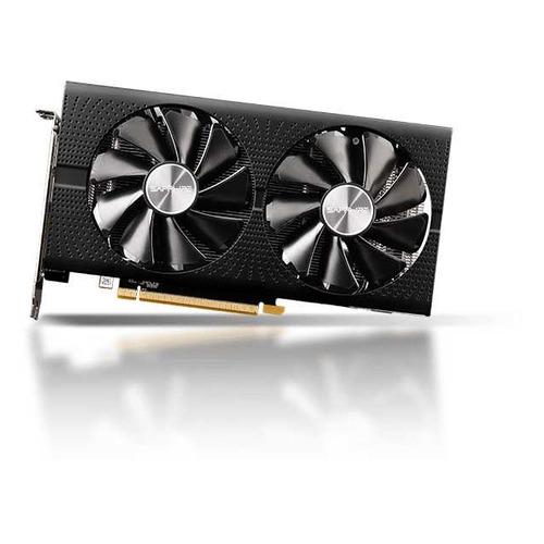 Видеокарта SAPPHIRE AMD Radeon RX 570 , 11266-67-20G PULSE RX 570 4G OC, 4Гб, GDDR5, OC, Ret все цены