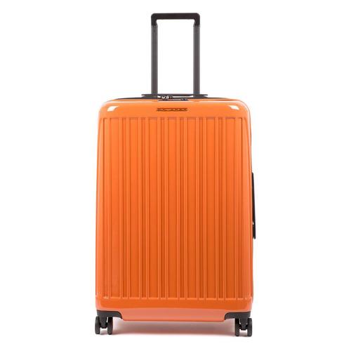 Чемодан Piquadro SEEKER POP (BV5028SK70/AR) 46x69x27см 76.5л. 3.84кг. оранжевый