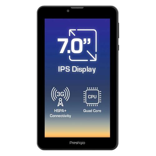 Планшет PRESTIGIO Grace 4227 3G, 1GB, 8GB, 3G, Android 8.1 черный [ho1pmt42273gcru] планшет prestigio wize 3161 3g 8gb черный