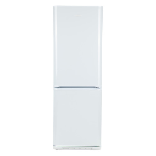 Холодильник Бирюса Б-633, двухкамерный, белый холодильник бирюса б 649 белый двухкамерный