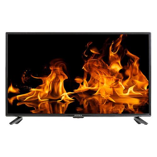 Фото - LED телевизор SUPRA STV-LC39ST0085W HD READY телевизор soundmax sm led39m06 led 39 black 16 9 1366x768 2500 1 240 кд м2 3xhdmi usb vga av dvb t2 t c
