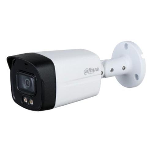 Камера видеонаблюдения DAHUA DH-HAC-HFW1239TLMP-LED-0360B, 1080p, 3.6 мм, белый камера видеонаблюдения dahua dh hac hfw1409tp a led 0360b 1440p 3 6 мм белый