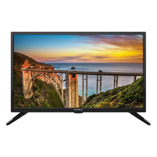 Фото - LED телевизор SUPRA STV-LC24ST0085W HD READY телевизор soundmax sm led39m06 led 39 black 16 9 1366x768 2500 1 240 кд м2 3xhdmi usb vga av dvb t2 t c