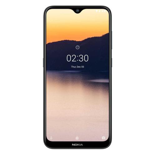 Смартфон NOKIA 2.3 32Gb, угольный 719901093291