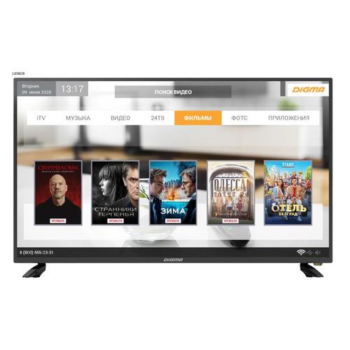 Фото - LED телевизор DIGMA DM-LED43UQ30 Ultra HD 4K телевизор