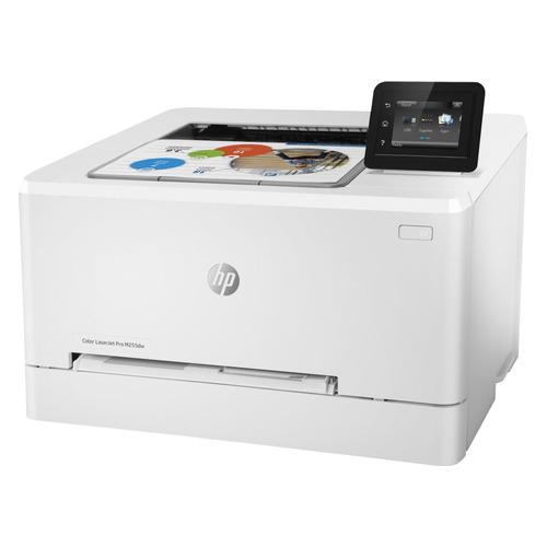 Фото - Принтер лазерный HP Color LaserJet Pro M255dw лазерный, цвет: белый [7kw64a] мфу лазерный hp color laserjet pro m479fnw a4 цветной лазерный белый [w1a78a]