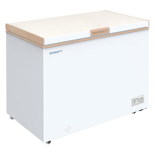 Морозильный ларь KRAFT HGM-270 белый