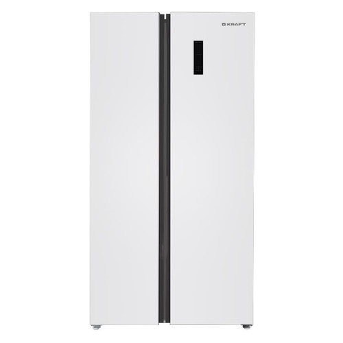 Холодильник KRAFT KF-MS2485W, двухкамерный, белый