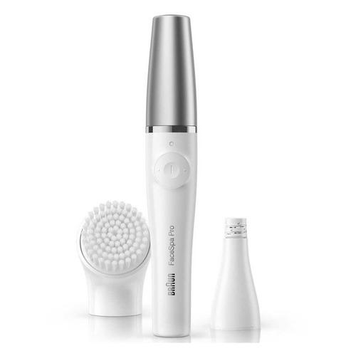 Эпилятор Braun Face Spa Pro 910 белый [81636286]