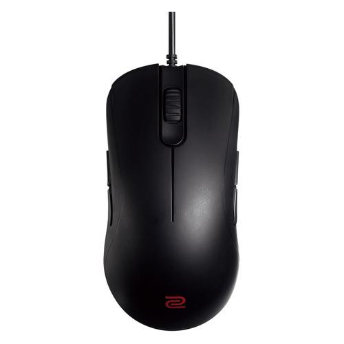 лучшая цена Мышь BENQ Zowie ZA12, игровая, оптическая, проводная, USB, черный [9h.n07bb.a2e]