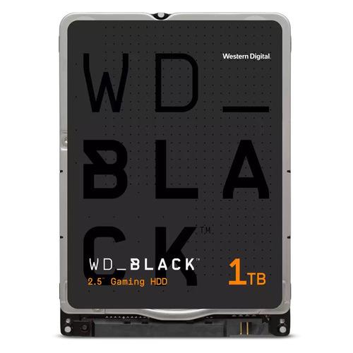 Жесткий диск WD Black WD10SPSX, 1Тб, HDD, SATA III, 2.5