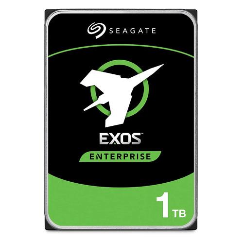 Жесткий диск SEAGATE Exos 7E8 ST1000NM000A, 1Тб, HDD, SATA III, 3.5