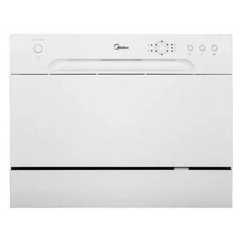 Посудомоечная машина MIDEA MCFD-0606, компактная, белая цены онлайн