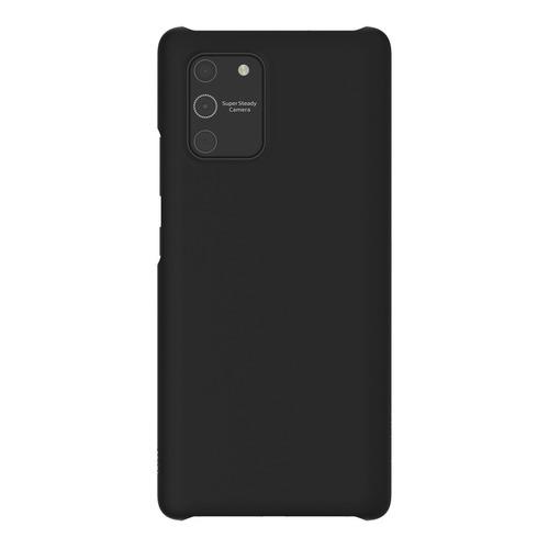 Чехол (клип-кейс) SAMSUNG WITS Premium Hard Case, для Samsung Galaxy S10 Lite, черный [gp-fpg770wsabr]  - купить со скидкой