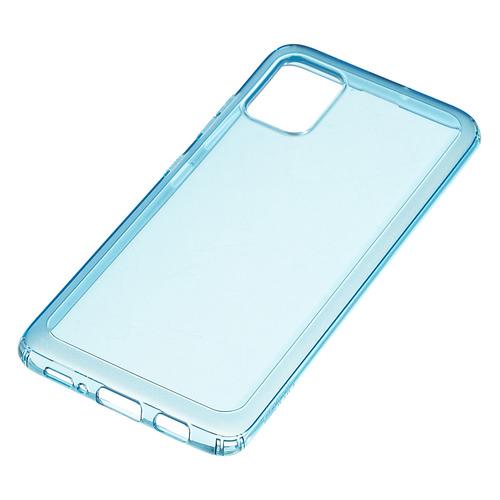 Чехол (клип-кейс) SAMSUNG araree A cover, для Samsung Galaxy A51, синий [gp-fpa515kdalr] чехол клип кейс samsung araree a cover для samsung galaxy a51 синий [gp fpa515kdalr]