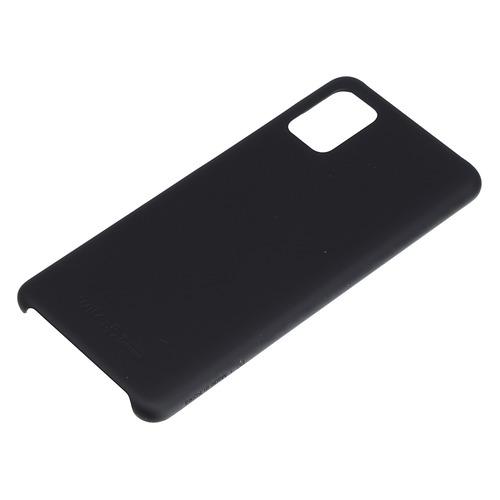 Чехол (клип-кейс) SAMSUNG WITS Premium Hard Case, для Samsung Galaxy A51, черный [gp-fpa515wsabr] клип кейс wits samsung galaxy a51 градиент blue gp fpa515wsblr