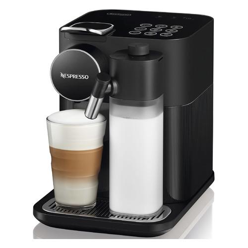 Капсульная кофеварка DELONGHI Nespresso EN650.B, 1400Вт, цвет: черный [132193382]