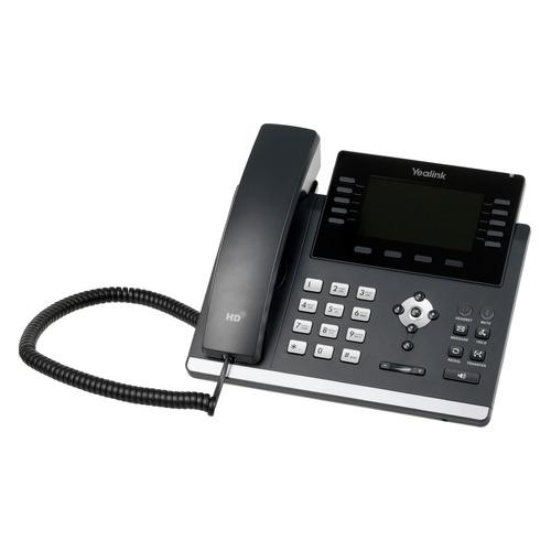 SIP телефон YEALINK SIP-T46U sip телефон yealink sip t58a [sip t58a with camera]