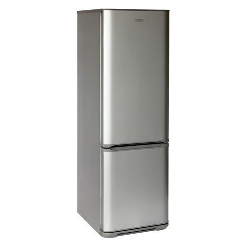 Холодильник БИРЮСА Б-M632, двухкамерный, серебристый металлик холодильник бирюса б m633 двухкамерный серебристый металлик