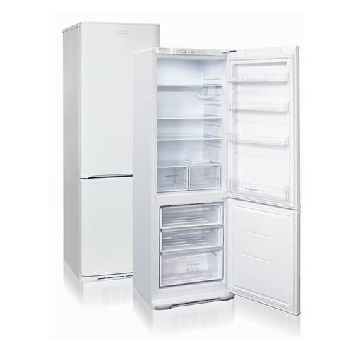 Холодильник Бирюса Б-627, двухкамерный, белый холодильник бирюса б 649 белый двухкамерный