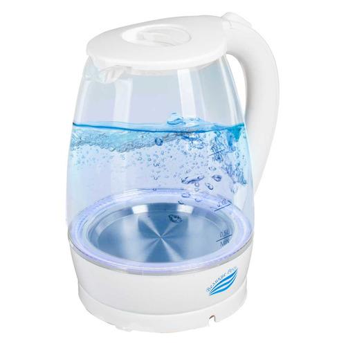 Чайник электрический ВЕЛИКИЕ РЕКИ Дон-1, 1850Вт, белый чайник электрический великие реки дон 1 1850вт белый