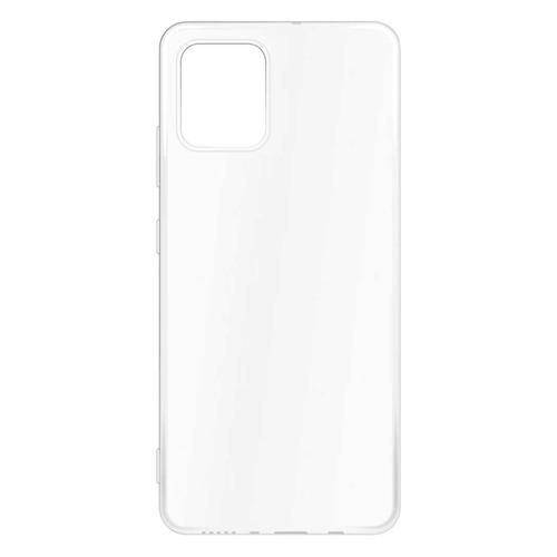 Чехол (клип-кейс) BORASCO для Samsung Galaxy S10 Lite, прозрачный [38536]