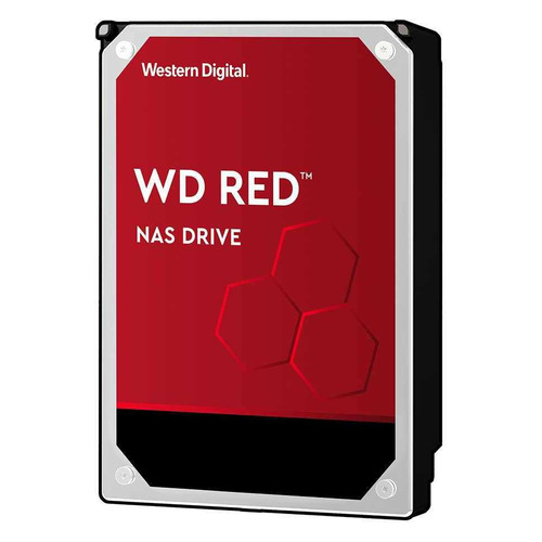 Жесткий диск WD Red WD30EFAX, 3ТБ, HDD, SATA III, 3.5 жесткий диск wd blue wd10ezrz 1тб hdd sata iii 3 5