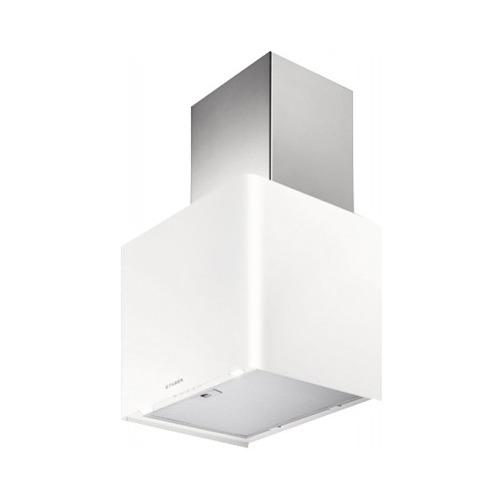 Вытяжка каминная Faber Lithos EG6 WH LED A45 белый управление: кнопочное (1 мотор)