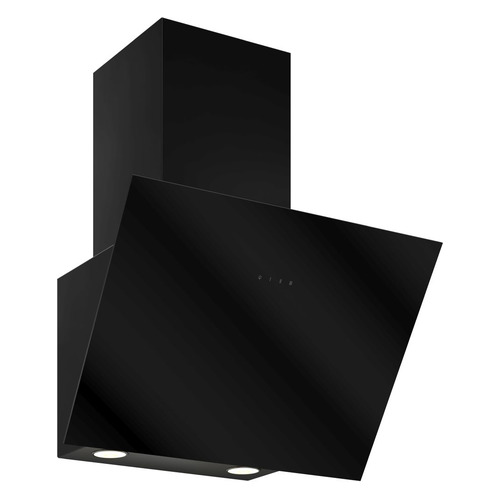 Вытяжка каминная Elikor Антрацит 60П-650-Е3Д черный управление: сенсорное (1 мотор)