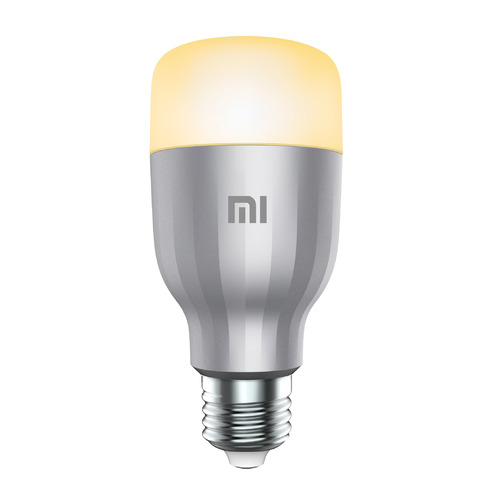 фото Умная лампа xiaomi mi led smart bulb e27 10вт 800lm wi-fi (упак.:2шт) (gpx4025gl)