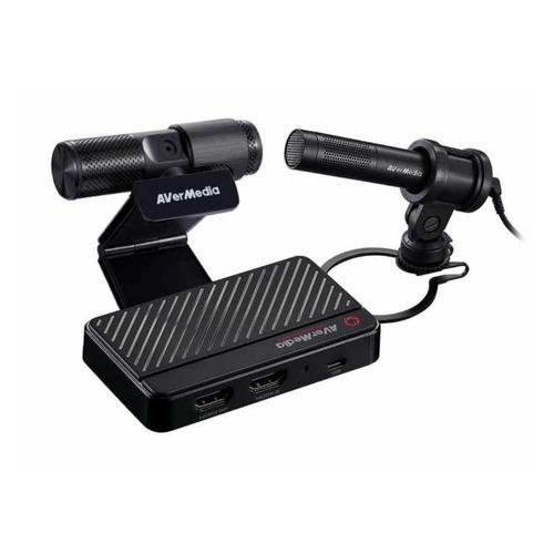Набор стримингового оборудования AVERMEDIA Live Streamer 311S BO311S, внешний