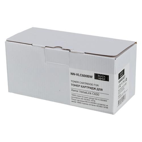 Картридж NN-VLC600BW, 106R03927, черный