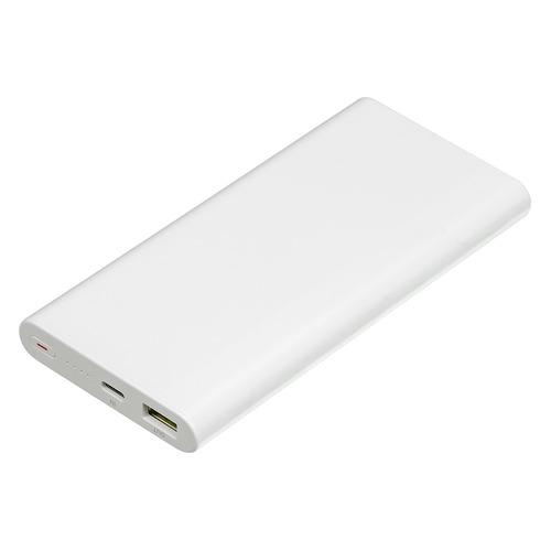 Внешний аккумулятор (Power Bank) HUAWEI CP11QC, 10000мAч, белый [55031253] аккумулятор внешний huawei cp07 black