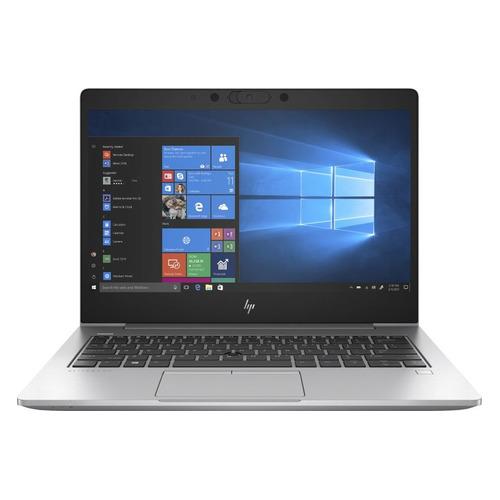 Ноутбук HP EliteBook 830 G6, 13.3 , Intel Core i7 8565U 1.8ГГц, 16ГБ, 512ГБ SSD, Intel UHD Graphics 620, Windows 10 Professional, 7KP09EA, серебристый  - купить со скидкой