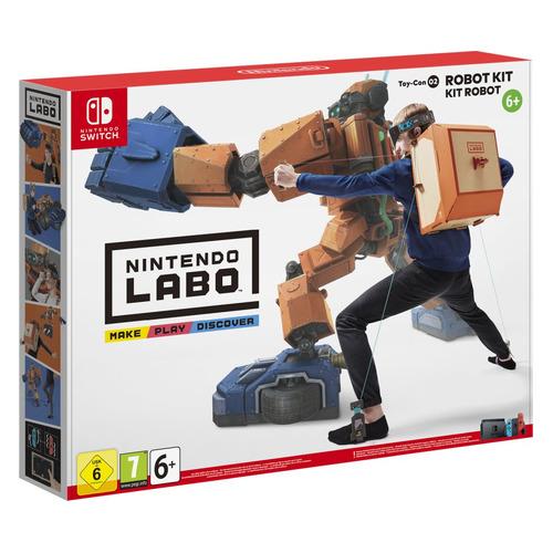 Набор аксессуаров NINTENDO Labo Робот, для Nintendo Switch nba 2k18 nintendo switch