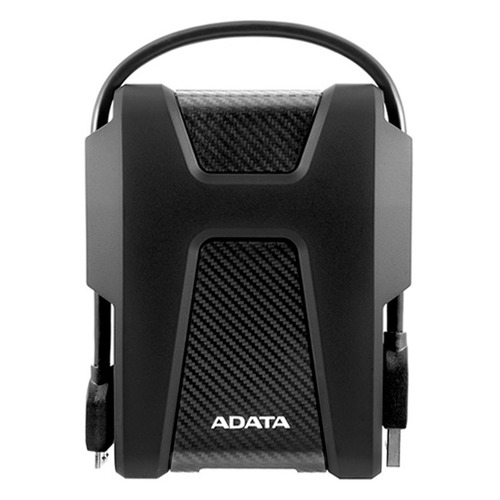 Фото - Внешний жесткий диск A-DATA DashDrive Durable HD680, 1Тб, черный [ahd680-1tu31-cbk] внешний аккумулятор power bank 13000 мач buro ra 13000 qc3 0 черный