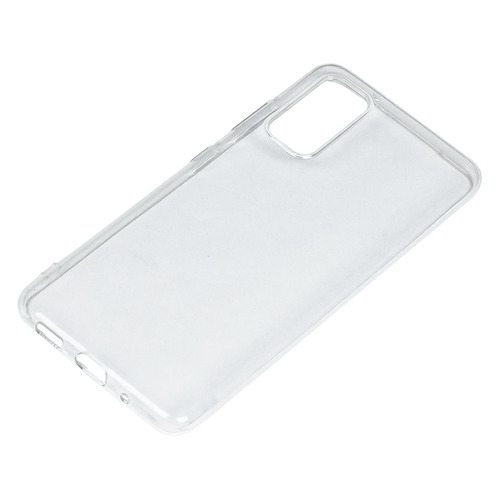 Чехол (клип-кейс) DF sCase-92, для Samsung Galaxy S20, прозрачный