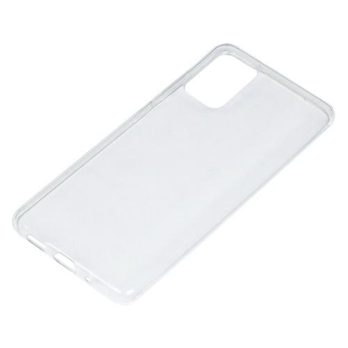 Чехол (клип-кейс) DF sCase-90, для Samsung Galaxy S20 Plus, прозрачный