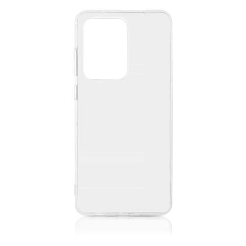 Чехол (клип-кейс) DF sCase-91, для Samsung Galaxy S20 Ultra, прозрачный