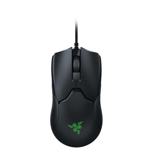 Мышь RAZER Viper, игровая, оптическая, проводная, USB, черный [rz01-02550100-r3m1] клавиатура проводная razer blackwidow x chroma usb черный rz03 01760200 r3m1