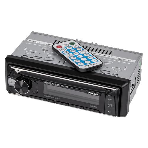 Автомагнитола PROLOGY CMX-160, USB, microSD prology cmx 130 автомагнитола