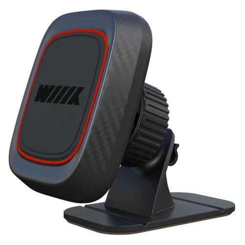 Держатель Wiiix HT-60T11mg магнитный черный/красный для смартфонов цена