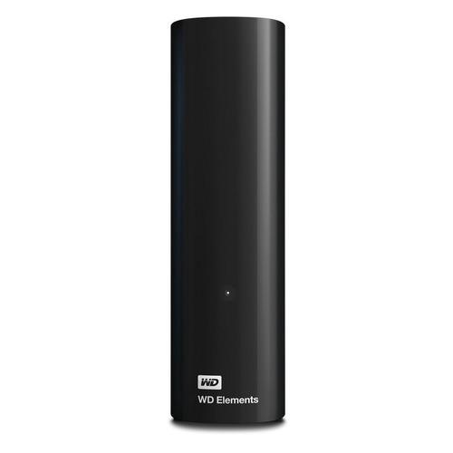 Фото - Внешний жесткий диск WD Elements Desktop WDBWLG0140HBK-EESN, 14ТБ, черный внешний жесткий диск wd my book wdbbgb0040hbk eesn 4тб черный