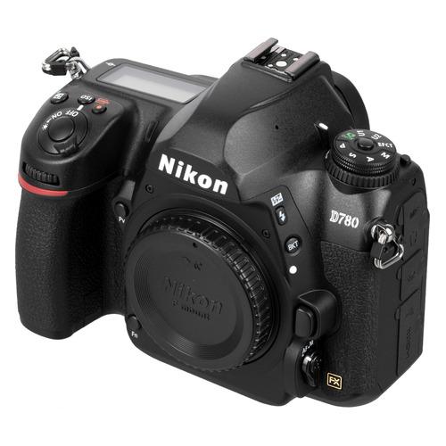 Фото - Зеркальный фотоаппарат NIKON D780 BODY body, черный elle macpherson body купальный бюстгальтер