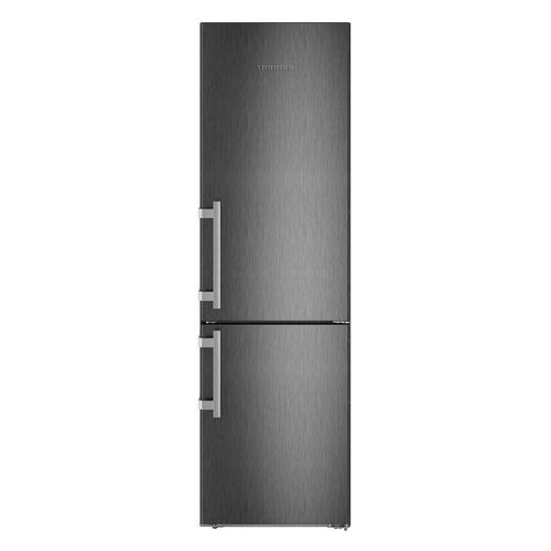 Фото - Холодильник Liebherr CBNbs 4835, двухкамерный, черный холодильник liebherr cnbs 4835 двухкамерный черная сталь