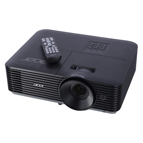 Фото - Проектор ACER X138WHP, черный [mr.jr911.00y] мультимедийный проектор infocus in136st black dlp 1280 х 800 16 10 4000 lm 28500 1