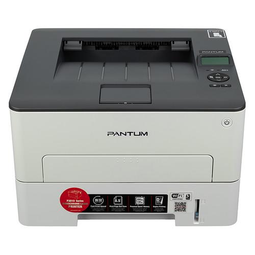 Фото - Принтер лазерный PANTUM P3010DW лазерный, цвет: белый дальномер лазерный elitech лд 60